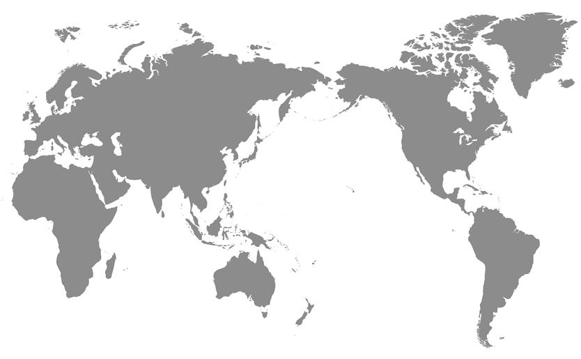 ワールドワイドな生産拠点